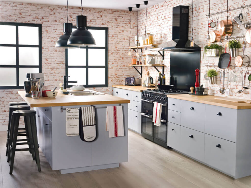 industrial style kitchen remodel cost industrial kitchen lighting Industrial Style Kitchen Lighting