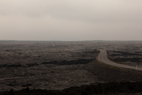 The Big Island is a volcano--and much of it is barren!