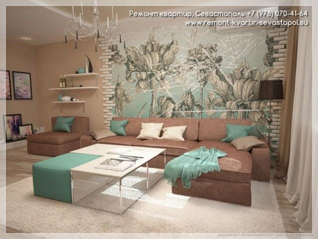 Дизайн квартир 40 кв