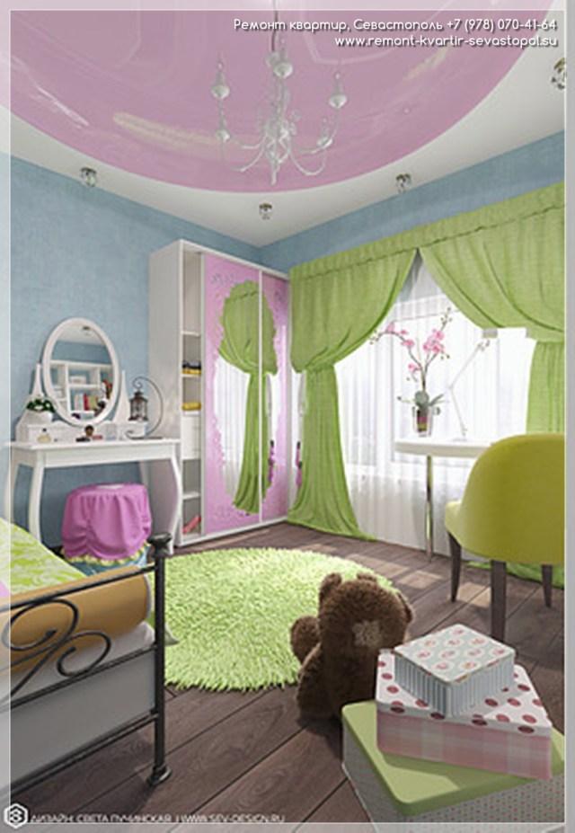 Дизайн 2 комнатной квартиры