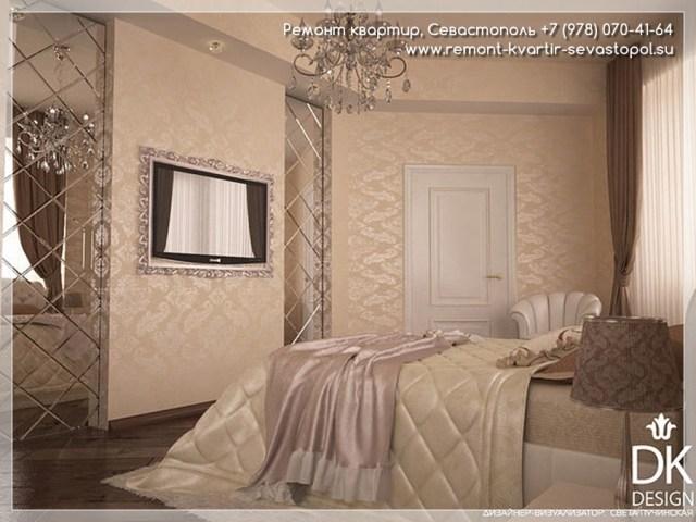 Ремонт однокомнатной квартире интерьер