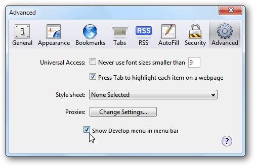 Safari Enable Extensions 2
