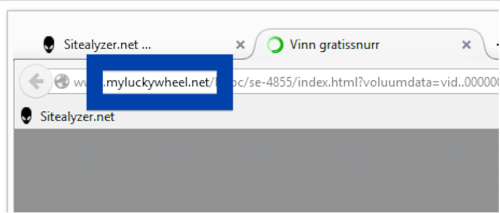 Myluckywheel.net