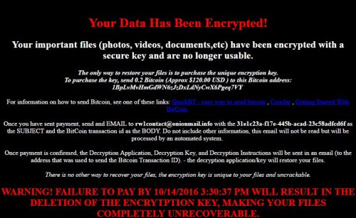 NCrypt Ransomware