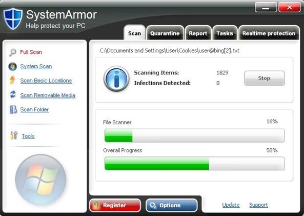 System Armor