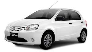 Toyota Etios Indonesia