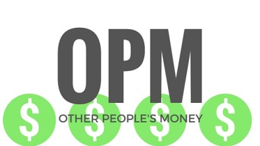 Image result for other people's money opm