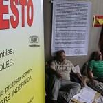 español huelga