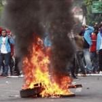 merida protestas