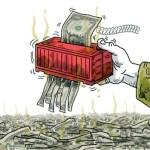 contenedor deudas