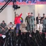 """Cuartel Abelardo Mérida será un """"fuerte militar"""". Chávez , anunció la creación de 10 Distritos Militares."""