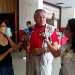 Soto Rojas indicó que en este momento lo más importante es instalar pacíficamente la AN el 5 de enero