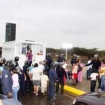 Líder del grupo FRIO amenaza con más ocupaciones y pide eliminar comercios de centro de Barquisimeto.
