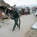 Los tomistas dividen los terrenos tomados y levantan casas fabricadas con zinc, afectados tambien denunciaron abusos por parte de la GNB