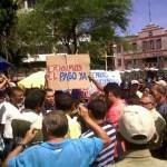 La decisión fue tomada luego que Chávez Frías, regañara públicamente al gobernador Jesús Aguilarte por el deterioro de esa entidad federal y las protestas laborales en la gobernación.