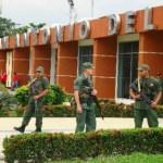 Fugados dos sargentos y un distinguido por secuestro de niños.