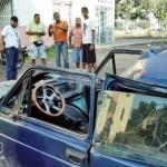 Restos de artefactos que explotaron en Cavim deterioraron los bienes de quienes habitan en las comunidades aledañas.