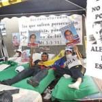 Los estudiantes pidieron a la Mesa de la Unidad que exija a la OEA que visite Venezuela.