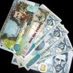 En lo que va del año el peso colombiano acumula una apreciación de 2,36%, según indica el informe.