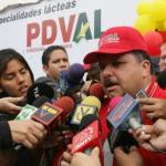 """Luis Pulido, ex presidente de la red Pdval, se encuentra detenido sostiene que el es un """"chivo expiatorio' de la revolución bolivariana."""