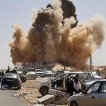 La OTAN también está analizando cómo emplear los activos militares para la ayuda humanitaria en Libia.