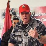 Villaverde, tenia el rango de comisario general, tiene ocho averiguaciones, una por fuga de un detenido.