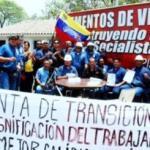 Reclamos serán llevados al encuentro latinoamericano sindical.