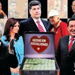 Guido Antonini Wilson se niega a retornar a Argentina o Venezuela.