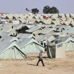 Un campo de refugiados procedentes de Libia en Ras Jedir, Túnez (EFE)
