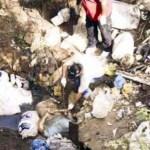 Text String, Félix José Estrella, de 62 años, fue hallado en un tiradero de basura en una hacienda, tres días de su homicidio.