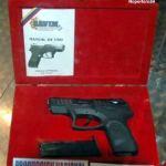 La pistola semiautomática Zamorana, 100% made in Venezuela.