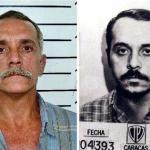 Víctor Colmenares Lupión, envejecido por los años, conserva las mismas características en su rostro de cuando fue apresado en 1993