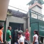 Empleados de La Planta pasaron todo el día en los alrededores del penal esperando una respuesta de las autoridades del MIJ
