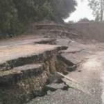 La zona norte del Táchira en especial los municipios Jáuregui, Vargas y Seboruco son las zonas que más han tenido afectaciones severas en vialidad.