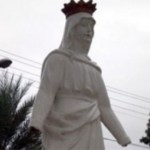 Una imagen de la Virgen de Coromoto apareció con las manos cortadas en Guanare.