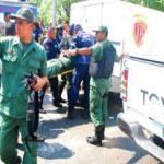 Supuestos abusos cometidos por agentes del Cicpc, subdelegación de Santa Elena de Úairén, hizo que pobladores los expulsaran de la población fronteriza, capital del municipio Gran Sabana.