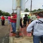 """Motorizados lanzan granada a efectivos de la GNB luego de gritarles """"suelten a los presos"""""""