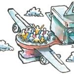 avion poceta