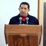 Hugo Chávez ha estrenado el gesto arrugado que infunde el miedo a la muerte.