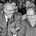 En 2007, Ismael García y Didalco Bolívar celebraban el ascenso de Podemos y mantenían posiciones firmes contra el Gobierno.