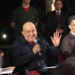 """Navarrete afirmó que """"en Venezuela el presidente Chávez no confía en nadie, solo en los cubanos""""."""