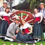 Tovarer Volkstanzgruppe será uno de los principales atractivos, gracias a sus trajes y coreografías.
