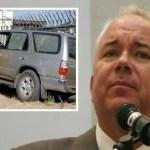 (Imagen archivo) El Universal informó que esta tarde sujetos dispararon contra una camioneta 4Runner, propiedad del ministro de Energía, Rafael Ramírez.