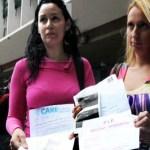 En Venezuela, donde cada año se realizan unas 40.000 mamoplastias de aumento de busto.