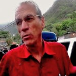 """El ministro dijo que las aguas del Guarapiche están listas para ser """"entregadas""""."""