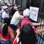Todos los días las protesta contra la inseguridad colapsó el acceso a Caricuao.