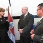 Diplomáticos de Costa Rica, se mostraron indignados.