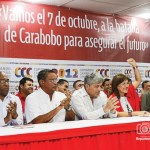 En el taller que duró más de 10 horas hablaron Wilmar Castro Soteldo, Francisco Ameliach, Darío Vivas, Blanca Eckout y Jorge Giordani.