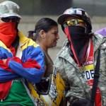 """Ronald García Tesara alias""""Satanás"""", Henry José Parra, y Francisco Rosales permanecen todavía en la sede de la Brigada de Acciones Especiales del Cicpc."""
