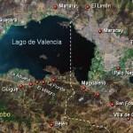 """El diputado Germán Benedetti, aseguró que el Lago de Valencia es como un """"topo"""" que socava los terrenos de diez municipios solo en Aragua."""